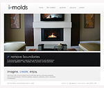iMolds Cast Stone Products Website