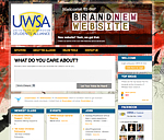 University of Windsor Student Alliance Website
