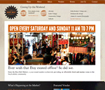 The Rust Belt Market Website