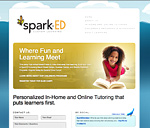 Spark Education Website
