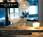 The City Grill Website