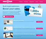 Sweet Tooth Rewards Web Design Ontario