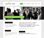 Essex Angel Capital Web Design Ontario