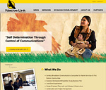 Native Link Communications Website