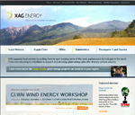 XAG Energy Website